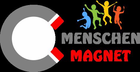 Menschen Magnet